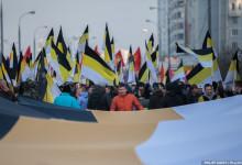 Русский Марш 2014. Москва, Люблино. Лучшее видео от Комитет «Нация и Свобода»