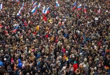 Русские националисты помогли задержанным на Антипутинском Марше