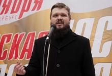 Писатель, публицист, политолог Дмитрий Савин выступил в поддержку благотворительного марафона