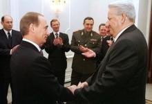 В.Басманов. Сейчас в РФ идёт 22-й год диктатуры