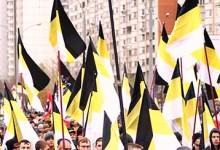 Русский Марш против диктатуры. Москва. Фотообзор колонн