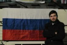 Соратники Комитета Нация и Свобода снова посетили протестный лагерь дальнобойщиков