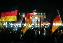 PEGIDA и Комитет «Нация и Свобода». Первые шаги по сближению