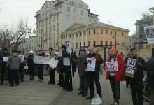 Соратник КНС о митинге против политических репрессий
