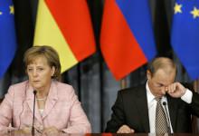 Ангела Меркель согласилась с русскими националистами в оценке действий Путина в Сирии