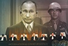 Националисты обратились в Гаагу с требованием осудить Путина