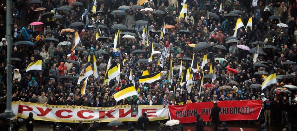 Русский марш, 2013