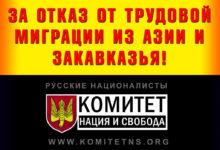 Русский Первомай 2016: Националисты идут в народ со своей социальной программой