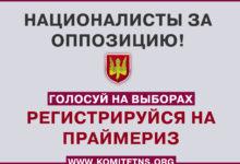 Праймериз ДемКоалиции. Агитируй граждан регистрироваться избирателями!