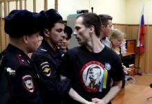 Политическое преследование Ильдара Дадина