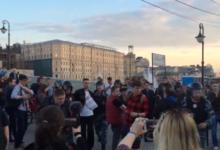 Соратник Комитета «Нация и Свобода» арестован на 5 суток за участие в акции к годовщине незаконной инаугурации Путина