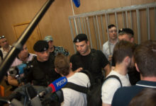 Видеорепортаж КНС о «Тришкином суде» над Беловым (ВИДЕО)