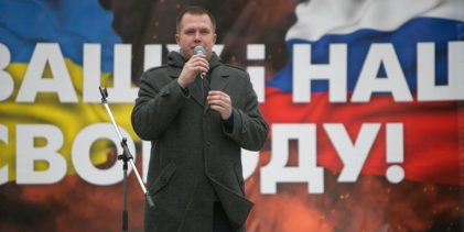 Путинцы не смогли честно победить кандидата, поддерживаемого КНС, Николая Ляскина