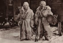 Антибольшевистское повстанчество в Иркутской губернии