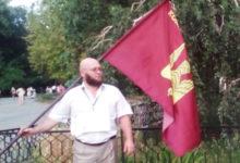 Соратник Комитета «Нация и Свобода» Саратова принял участие в акции памяти немцев Поволжья, принудительно депортированных советским режимом
