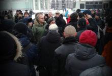3 декабря в Москве прошёл народный сход в защиту права на свободу собраний