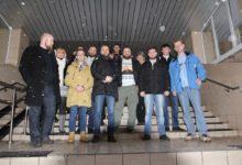 Продлён арест Дмитрия Дёмушкина, подозреваемого в размещении в сети фотографии баннера с лозунгом «России – русскую власть»