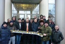 Дмитрий Демушкин оставлен под арестом до 21 февраля