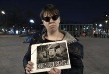 """Комитет """"Нация и Свобода"""" Москвы принял участие в акции в защиту политзаключённых"""
