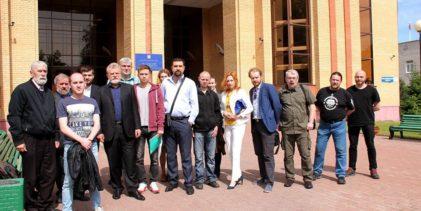 Приговор Владимиру Мелихову перенесён на 13 июня