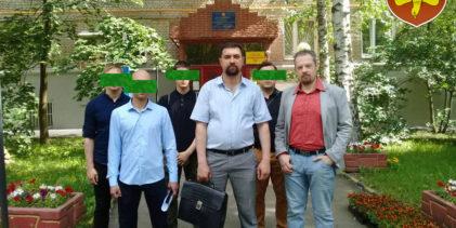 Комитет «Нация и Свобода» выдвинул своего кандидата на муниципальных выборах в Москве