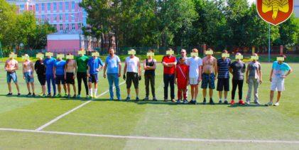 Кандидат в депутаты от националистов организовал районный турнир по футболу для детей и молодёжи «Здоровый район»
