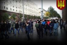 7.10.2017 Народные выступления за отставку Путина и честные выборы