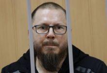 Соратник Вячеслава Мальчева Алексей Политиков осуждён на два года лишения свободы за участие в антикоррупционных протестах 26 марта