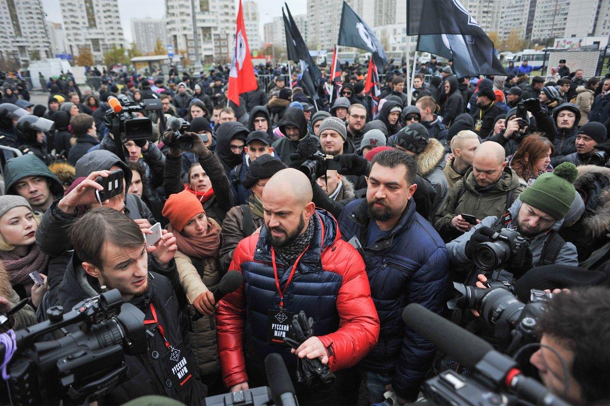 Когда будет русский марш 2018 в москве