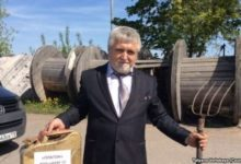 Союзник Комитета «Нация и Свобода» Александр Расторгуев арестован на 9 суток за участие в протеcтах
