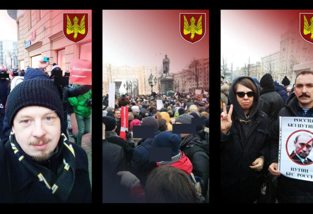 Комитет «Нация и Свобода» и неравнодушные граждане РФ требуют честных выборов