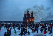 #Новости_и_смыслы : Пока россияне веселятся, и жгут макеты католических соборов, джихадисты в Кизляре расстреливают русских бабушек