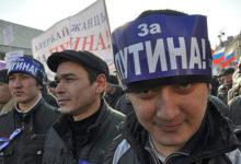 Мигранты голосуют за Путина, режим снова судит националистов, кремле-боты-перебежчики – новые жертвы репрессий, и другие новости из РФ