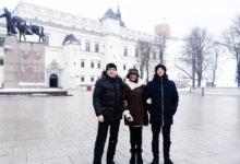 Глава правозащитного направления КНС Игорь Стенин подал документы на предоставление политического убежища в Литве