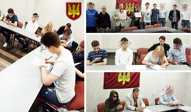 Свободу Владимиру Ратникову: в Москве состоялась акция в поддержку узника совести