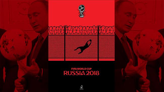 Может ли русский оппозиционер радоваться Чемпионату мира по футболу в РФ?