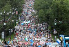 Глава КНС выступил в поддержку протестующих Хабаровска