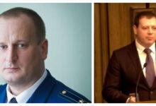 Прокурор Александр Блошкин и судья Денис Андриишин, чьими руками Путин и ФСБ запрещают русских националистов
