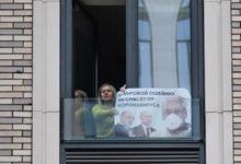 Народ против изоляции. По всей стране прошли выступления граждан, требующих соблюдения своих политических и социальных прав