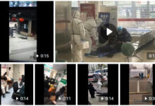 Происходящее в Китае всё больше напоминает ужастики про пандемию