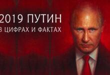 2019. ПУТИН В ЦИФРАХ И ФАКТАХ