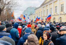 Марш против вечной власти Путина: похоже, массовые протесты вернулись в РФ