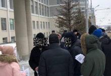 Националисты Новосибирска поддержали протесты врачей