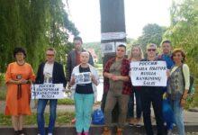 В Литве прошла акция против пыток в российских тюрьмах