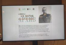 Русские националисты посетили выставку «Александр Колчак. Возвращенный архив»