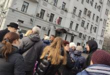 """""""Альянс Врачей"""" и русские националисты выступили против закрытия детской поликлиники"""