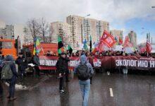Националисты и экозащитники потребовали остановить строительство хорды через ядерный могильник. На кону – десятки тысяч русских жизней