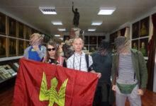 Соратники Комитета «Нация и Свобода» посетили музей антибольшевистского сопротивления