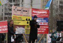 Режим Путина преследует борцов со стройкой хорды через ядерный могильник