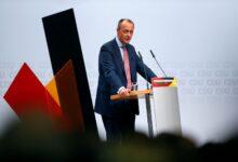 Мерц, возможный преемник Меркель, согласился с русскими националистами в том, что миграционный кризис в Европе спровоцирован систематическими российскими бомбардировками Сирии